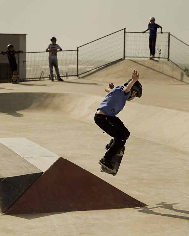 Locals-on-the-session-at-Jayyous-Skatepark+copy
