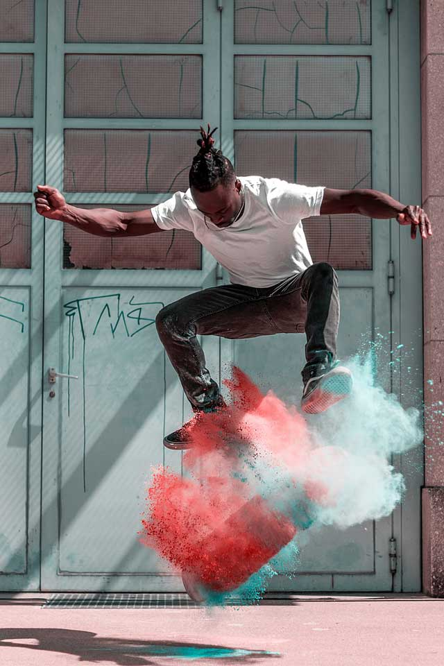 Is-a-cruiser-skateboard-good-for-performing-stunts-and-tricks